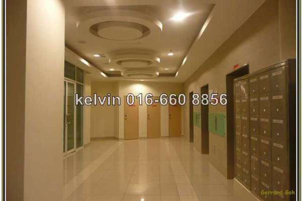 For Sale SoHo/Studio at Oasis Ara Damansara, Ara Damansara Leasehold Semi Furnished 0R/1B 430k