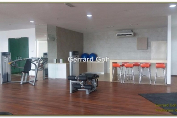 For Sale Office at Centum, Ara Damansara  Unfurnished 0R/2B 550k