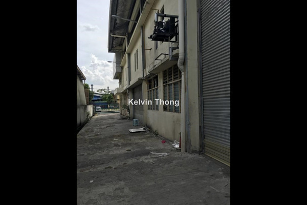 For Rent Factory at Taman Perindustrian KIP, Kepong  Unfurnished 4R/3B 25k