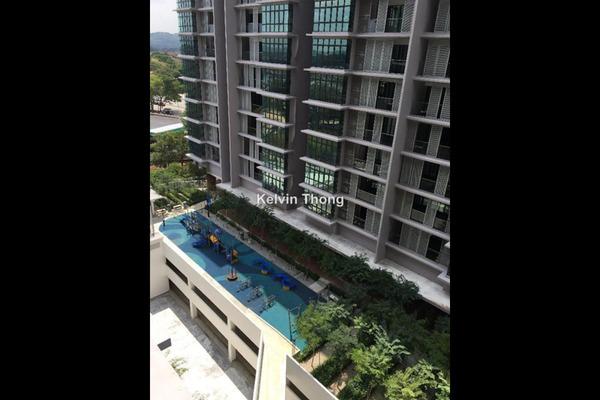 For Sale Condominium at Verde, Ara Damansara  Semi Furnished 4R/2B 828k