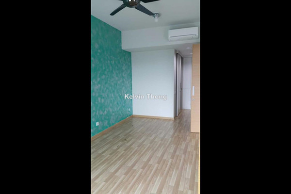 For Rent Condominium at The Leafz, Sungai Besi Freehold Semi Furnished 1R/1B 1.5k
