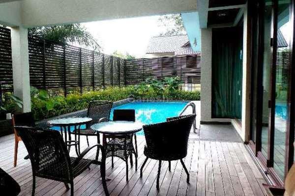 For Rent Bungalow at Villa Mont Kiara, Mont Kiara Freehold Semi Furnished 5R/6B 17k