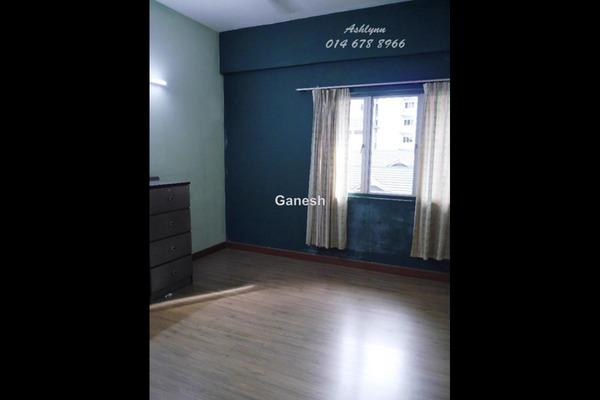 For Rent Condominium at Tiara Kelana, Kelana Jaya Leasehold Semi Furnished 3R/2B 1.75k