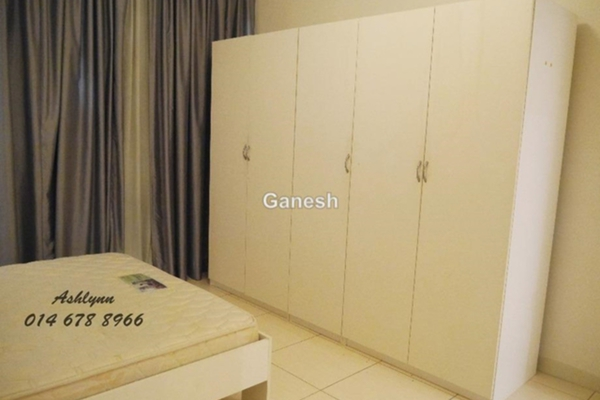 For Rent Condominium at Kiaramas Sutera, Mont Kiara Leasehold Semi Furnished 3R/3B 3.5k