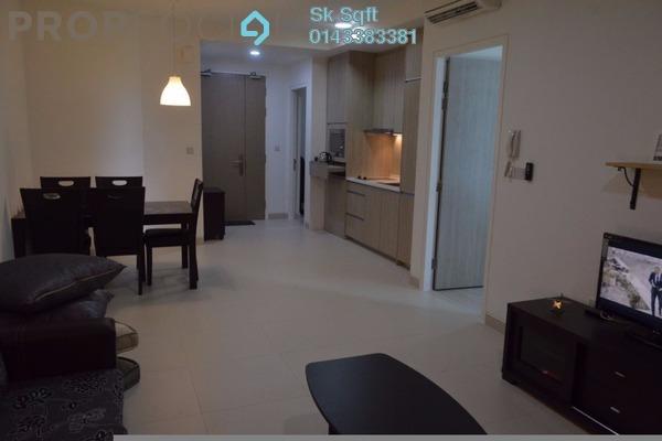 For Rent Serviced Residence at AraGreens Residences, Ara Damansara Freehold Fully Furnished 1R/1B 2.3k