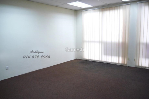 For Rent Office at Merchant Square, Tropicana Leasehold Unfurnished 0R/0B 2.5k