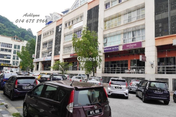 For Rent Shop at Perdana Business Centre, Damansara Perdana Leasehold Unfurnished 0R/0B 1.7k