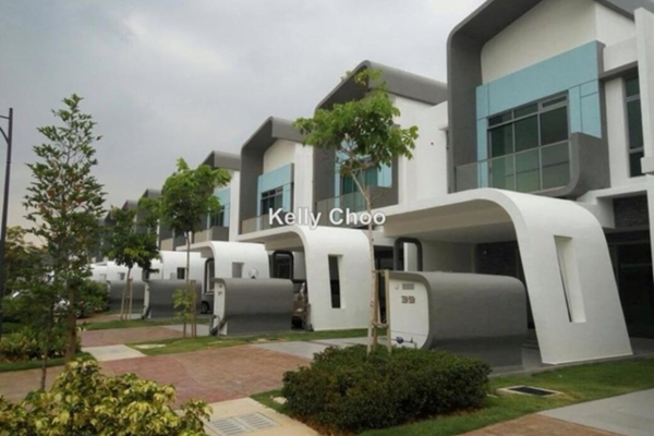 For Sale Terrace at Setia Eco Glades, Cyberjaya Freehold Unfurnished 3R/4B 1.08m