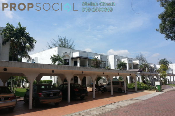 For Sale Terrace at Country Heights Damansara, Kuala Lumpur Freehold Semi Furnished 3R/2B 560k