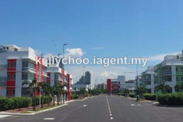 For Sale Factory at AutoVille, Cyberjaya Freehold Unfurnished 0R/0B 8.8m