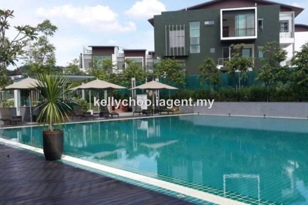 For Sale Villa at Symphony Hills, Cyberjaya Freehold Unfurnished 5R/6B 2.3m