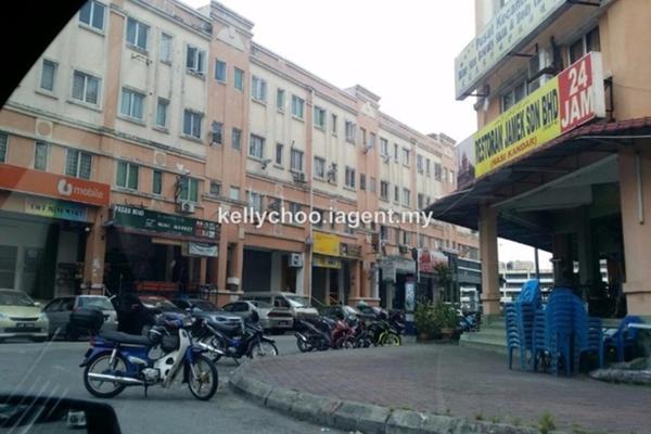 For Sale Shop at Taman Serdang Perdana, Seri Kembangan Leasehold Unfurnished 0R/0B 480k