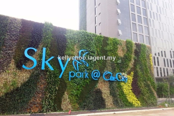 For Sale Office at One City, UEP Subang Jaya Freehold Unfurnished 0R/0B 970k