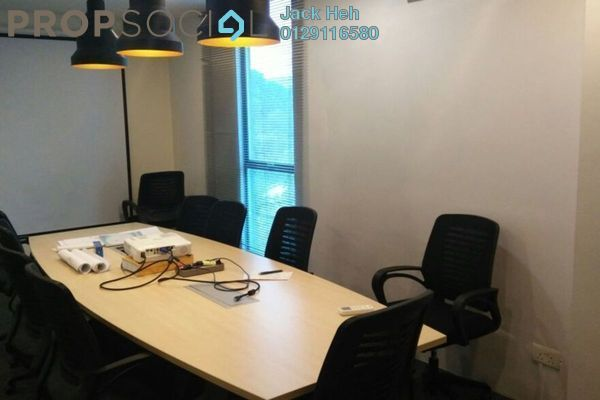 For Rent Office at Gateway Kiaramas, Mont Kiara Freehold Fully Furnished 0R/0B 4k