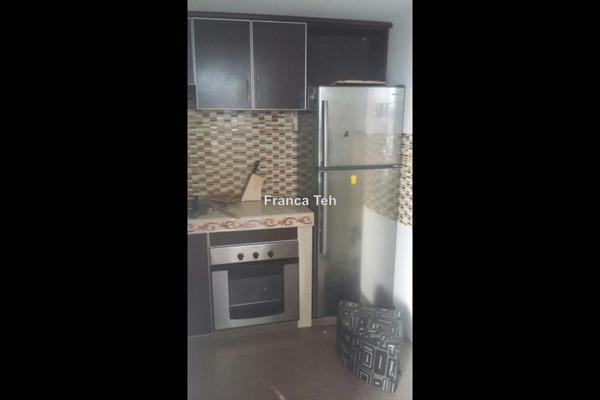 For Sale Condominium at Tiara Ampang, Ampang Leasehold Fully Furnished 3R/2B 520k