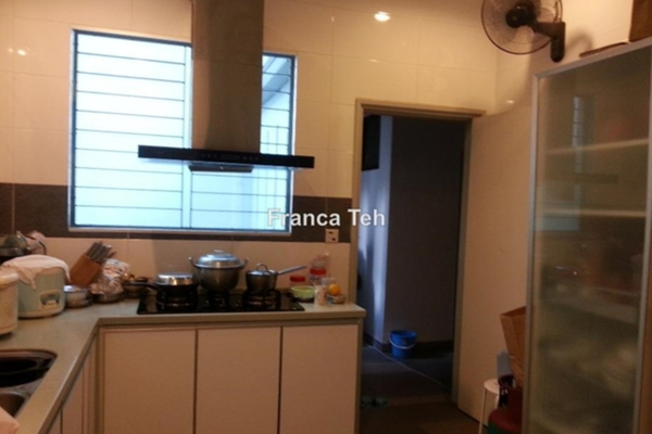 For Sale Semi-Detached at Taman Dagang Permai, Ampang Freehold Semi Furnished 5R/7B 1.85m