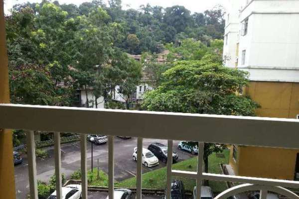 For Sale Condominium at Crystal Tower, Ampang Leasehold Unfurnished 3R/2B 368k