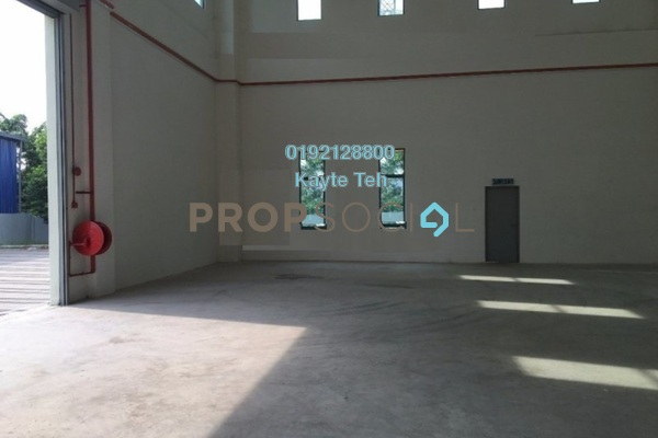 For Rent Factory at Tiong Nam Industrial Park 2, Shah Alam Leasehold Unfurnished 0R/0B 17k