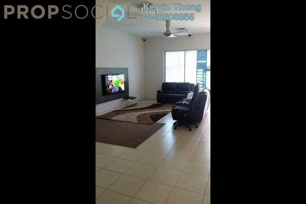 For Sale Terrace at Ixora Residences, Bandar Seri Coalfields Freehold Unfurnished 5R/3B 590k