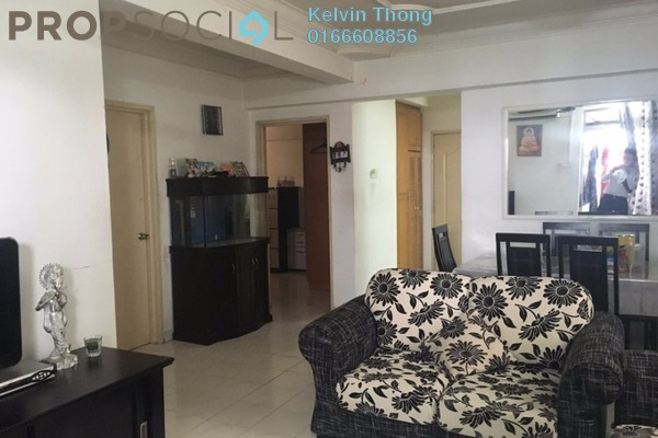 For Sale Condominium at D'Aman Crimson, Ara Damansara Freehold Semi Furnished 3R/2B 430Ribu
