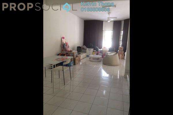 For Sale Terrace at BP11, Bandar Bukit Puchong Freehold Semi Furnished 4R/3B 600k