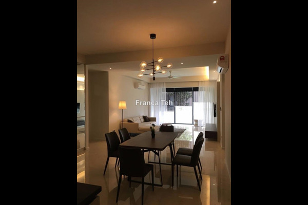 For Rent Condominium at Concerto Kiara, Dutamas Freehold Semi Furnished 4R/4B 6k