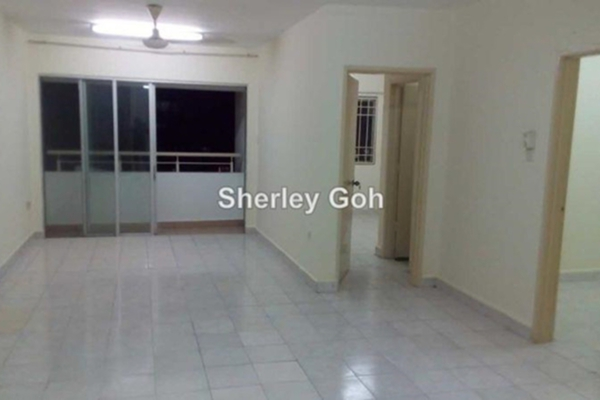 For Rent Apartment at Flora Damansara, Damansara Perdana Leasehold Semi Furnished 3R/2B 750translationmissing:en.pricing.unit