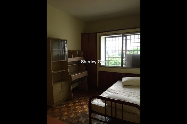 For Rent Condominium at Desa 288, Ampang Leasehold Semi Furnished 3R/2B 1.5k