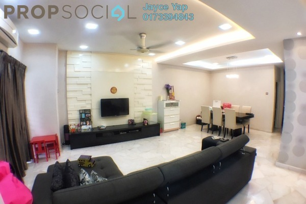 For Sale Terrace at Winchester, Ara Damansara Freehold Semi Furnished 4R/3B 1.3百万