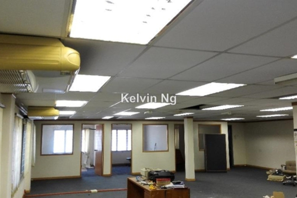For Rent Office at Pandan Indah, Pandan Indah Leasehold Unfurnished 5R/2B 3k