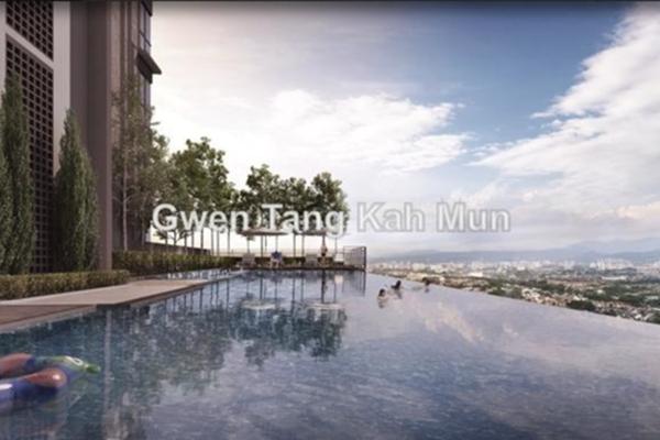 For Rent Serviced Residence at Residency V, Old Klang Road Leasehold Fully Furnished 2R/2B 1.8k