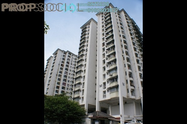 For Sale Condominium at D'casa Condominium, Ampang Leasehold Semi Furnished 0R/2B 340k