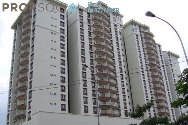 For Rent Condominium at Villa Makmur, Dutamas Freehold Fully Furnished 3R/2B 1.75k