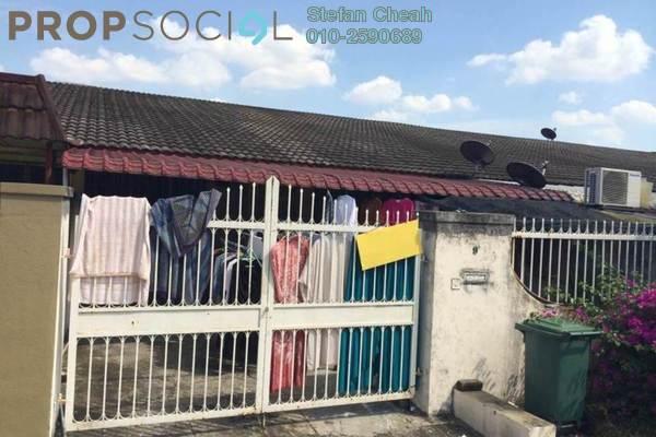 For Rent Terrace at Taman Bukit Indah, Ampang Leasehold Semi Furnished 4R/3B 1.4k