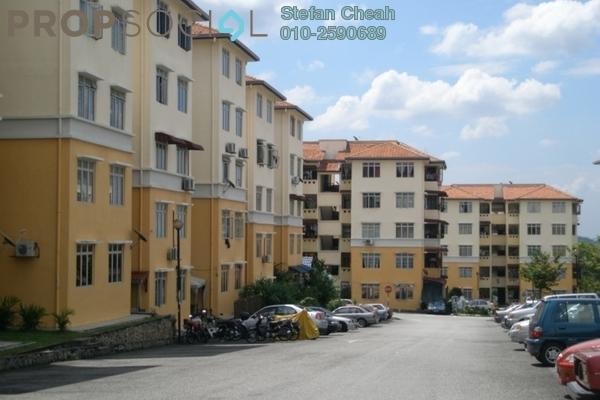 For Rent Apartment at Sri Baiduri, Ampang Leasehold Unfurnished 3R/2B 1k
