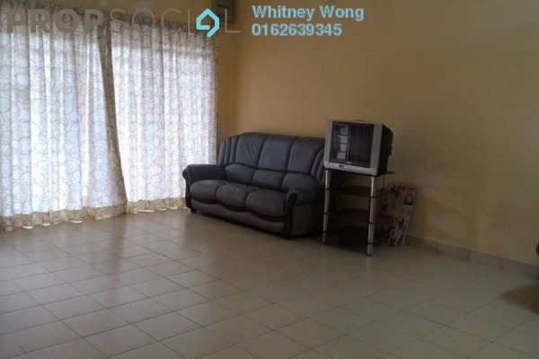For Rent Terrace at Setia Impian, Setia Alam Freehold Semi Furnished 4R/3B 1k