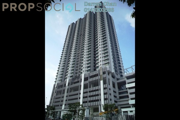 For Rent Condominium at Altitude 236, Cheras Leasehold Fully Furnished 4R/4B 4.2k