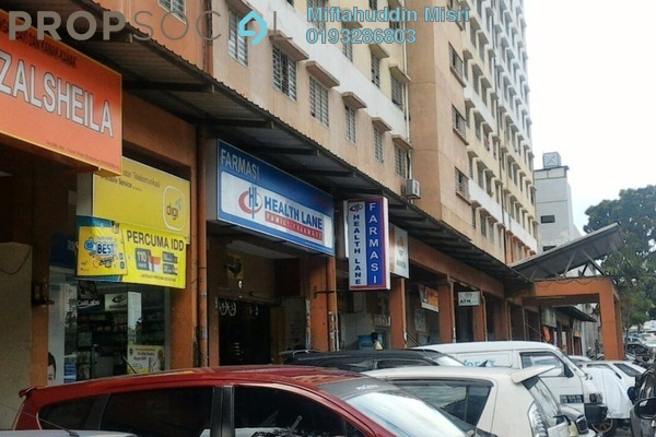 For Sale Apartment at Flora Damansara, Damansara Perdana Leasehold Unfurnished 3R/2B 165k