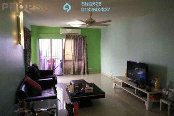For Rent Condominium at Amadesa, Desa Petaling Leasehold Fully Furnished 3R/2B 1.75k