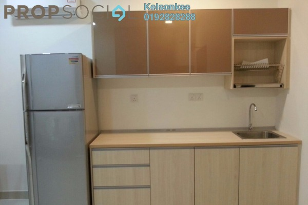 For Rent Condominium at Atria, Damansara Jaya Freehold Fully Furnished 0R/1B 1.6k