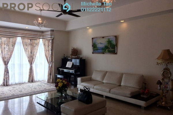 For Sale Condominium at Binjai Residency, KLCC Freehold Fully Furnished 3R/5B 2.1m