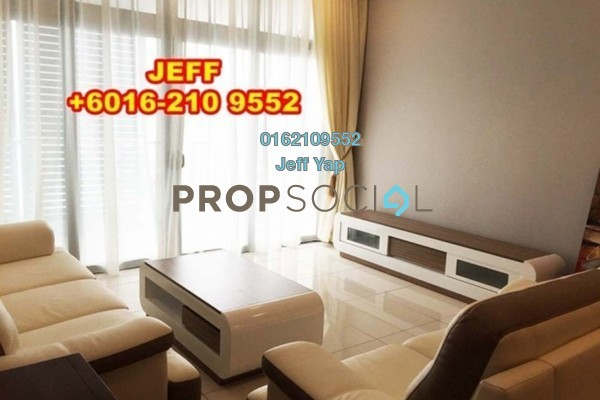 For Rent Condominium at Somerset, Puteri Harbour Freehold Fully Furnished 3R/2B 4.8k