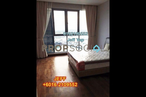 For Rent Condominium at Somerset, Puteri Harbour Freehold Fully Furnished 3R/2B 5k
