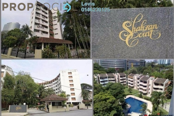 For Rent Condominium at Shahzan Court, Ampang Hilir Freehold Fully Furnished 3R/2B 2.4k