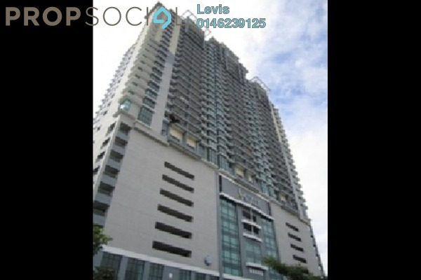For Rent Condominium at Saville Residence, Old Klang Road Freehold Fully Furnished 3R/3B 2.6k