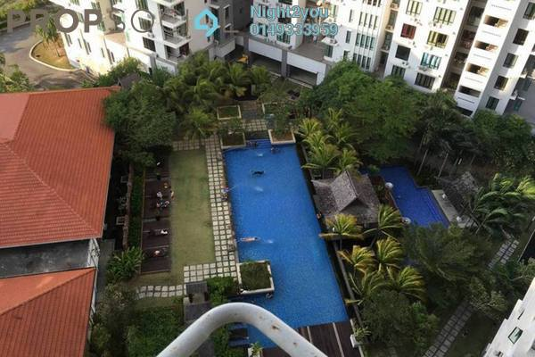 For Rent Condominium at Atmosfera, Bandar Puchong Jaya Freehold Semi Furnished 4R/3B 1.5k