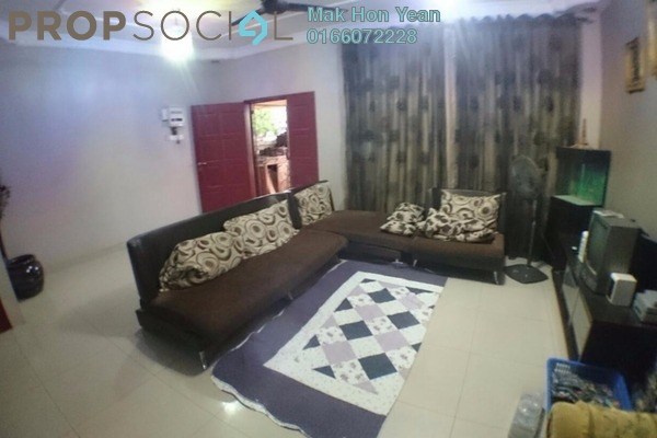 For Sale Terrace at Taman Putra Impiana, Puchong Leasehold Semi Furnished 4R/3B 680k