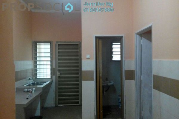 For Sale Terrace at Subang Impian, Shah Alam Leasehold Unfurnished 3R/3B 548k