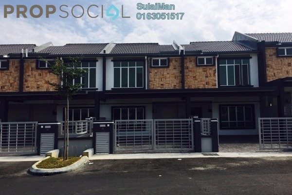 For Rent Terrace at Taman Pelangi Semenyih 2, Semenyih Freehold Unfurnished 4R/3B 1.1k