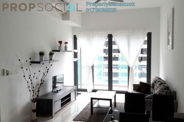 For Rent Condominium at The Elements, Ampang Hilir Freehold Fully Furnished 2R/2B 2.65k